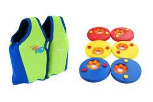 flotadores mas seguros para niños