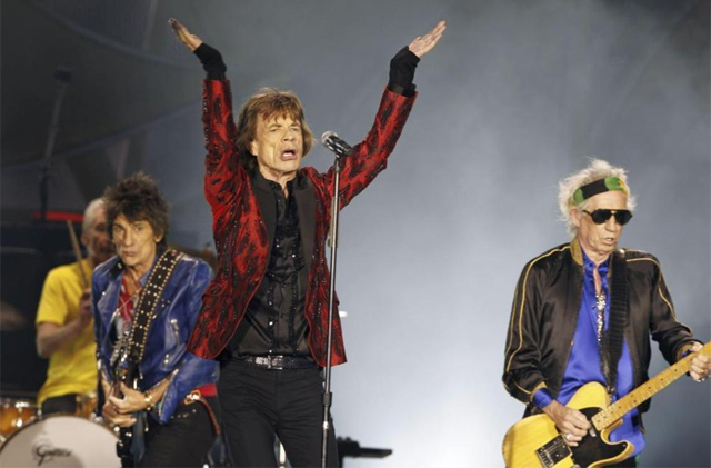 The Rolling Stones: Sus Geriátricas Majestades lo han vuelto a hacer