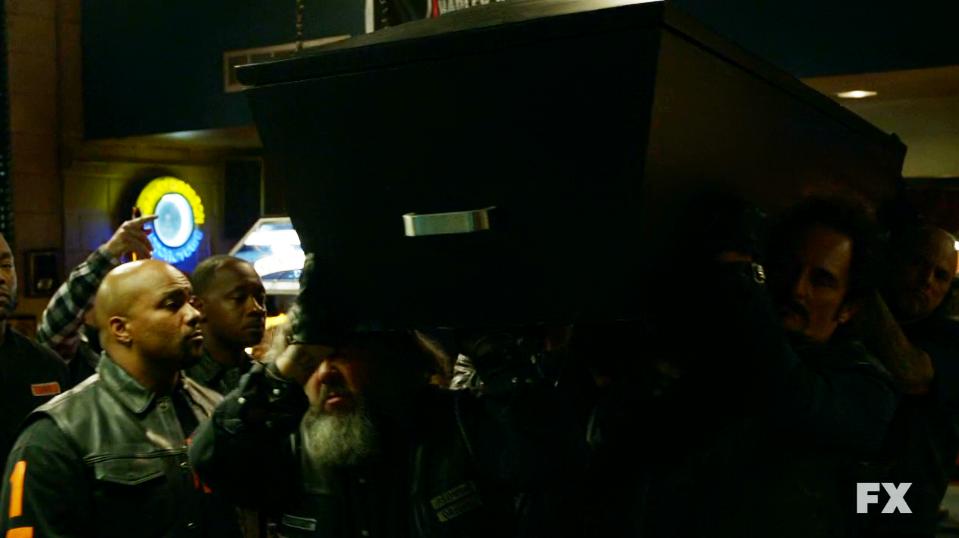 10 razones para ver Sons Of Anarchy 4