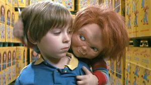 muñecos diabólicos del cine de terror