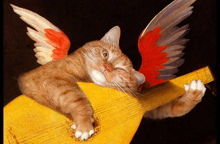 FatCatArt: historia del arte para amantes de los gatos