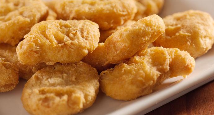 ¿De qué están hechos los McNuggets del McDonald's?