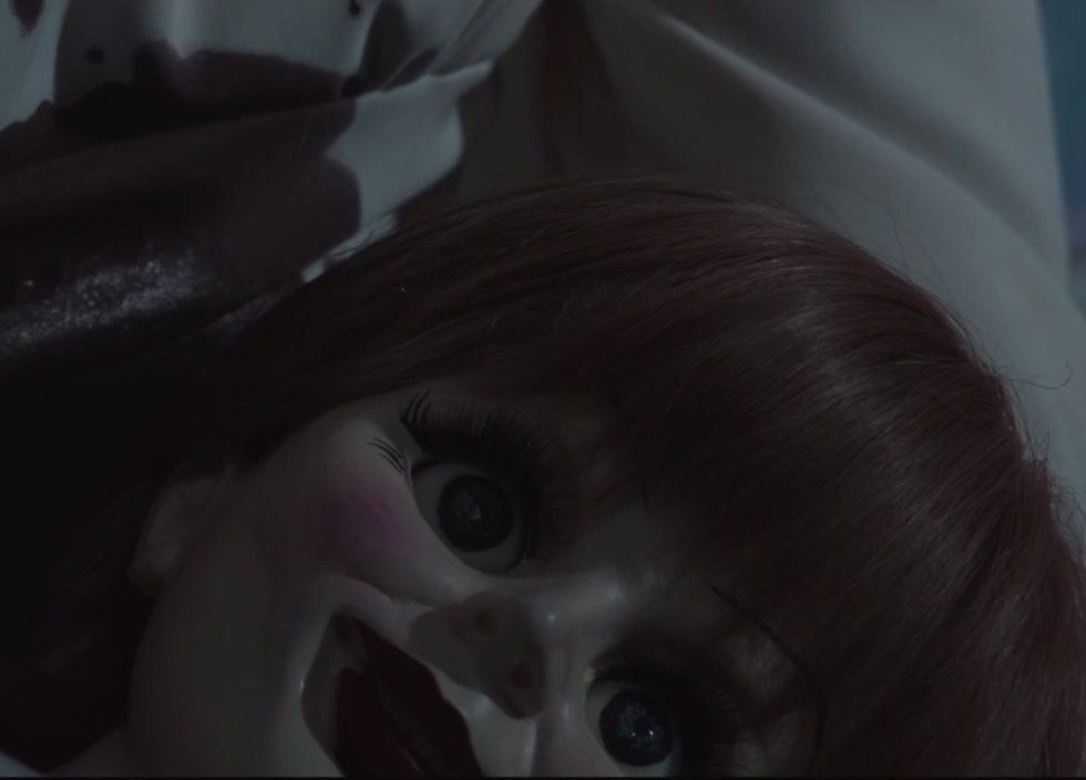 Annabelle y otros muñecos diabólicos del cine de terror 1