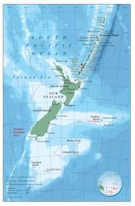 Nueva Zelanda creará una reserva marina del tamaño de Francia 3