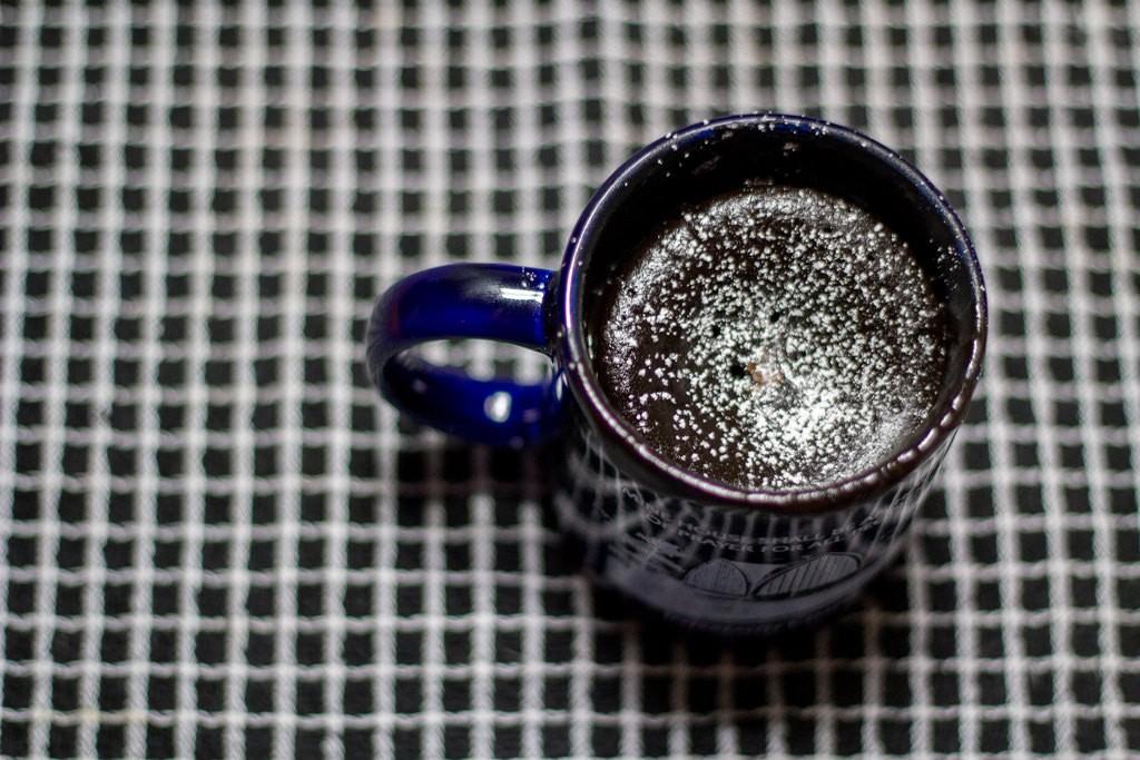 10 deliciosos snacks a la taza con microondas 7