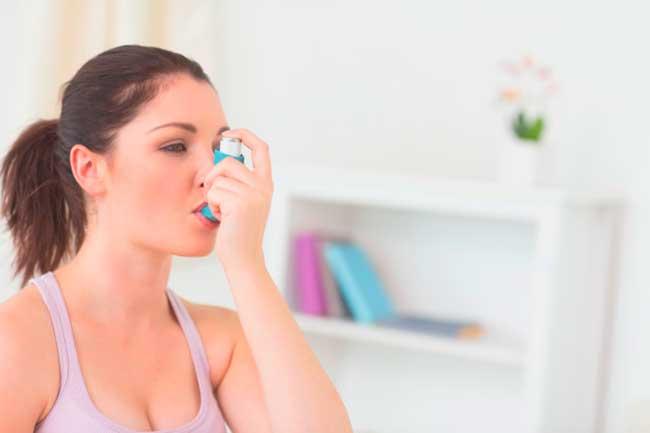 Dieta para combatir el Asma