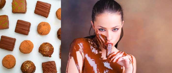 Juegos para jugar con chocolate
