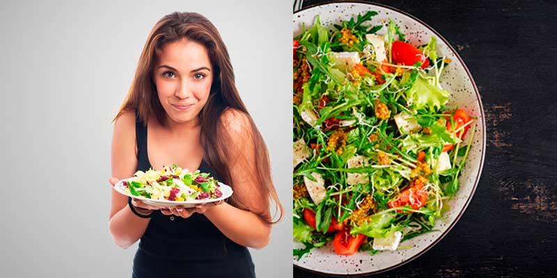 La dieta mediterránea ayuda a mantener el cerebro sano