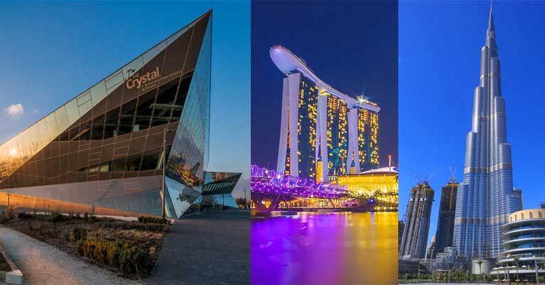 Los edificios del futuro presente