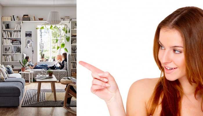 Top 5 muebles más vendidos de IKEA