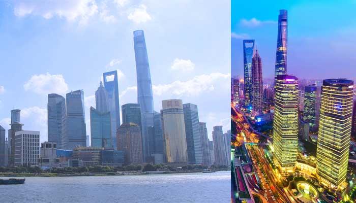Esta torre de Shanghái es la segunda más alta del mundo