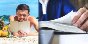 Lecturas para innovadores y creativos en vacaciones
