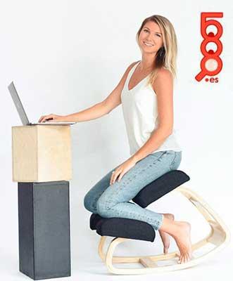 silla ergonomica stokke