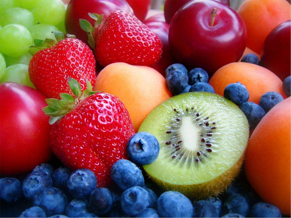 fruta engorda mitos