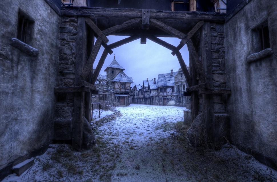 Escenarios abandonados de películas que puedes visitar 11