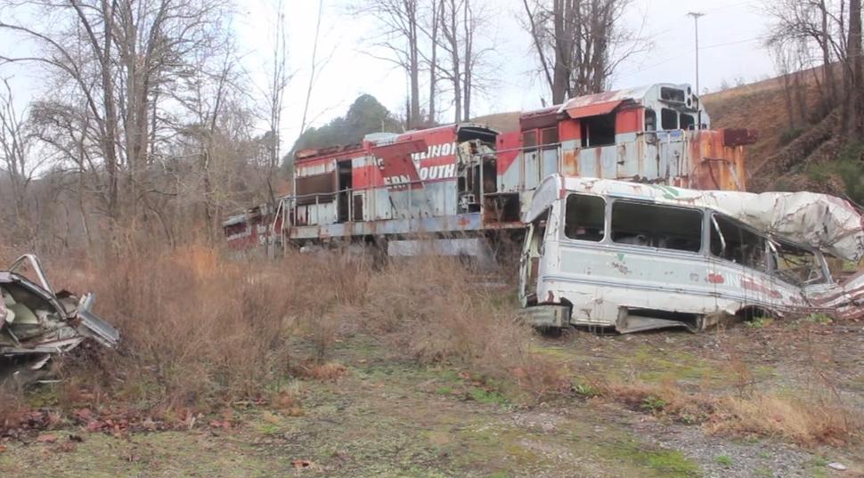 Escenarios abandonados de películas que puedes visitar 34