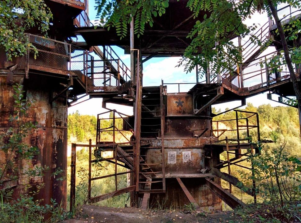 Escenarios abandonados de películas que puedes visitar 10