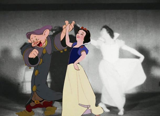 ¿Cómo hacía Disney sus películas antiguas? 5