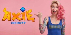axie infinity juego ganar dinero
