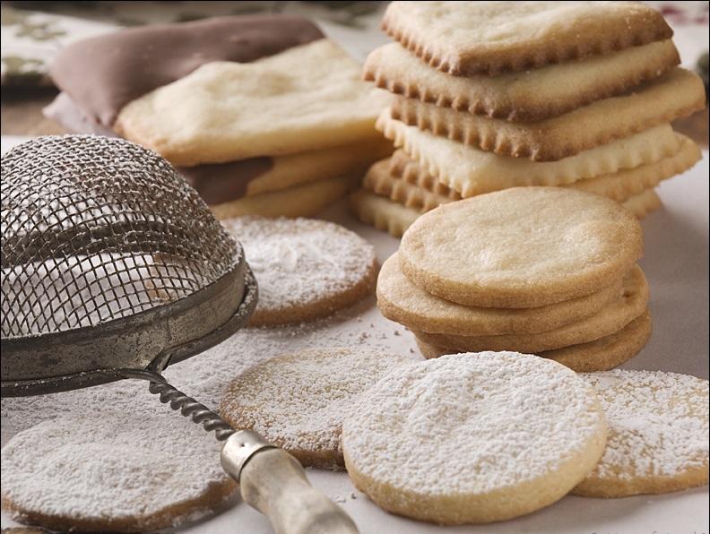Receta: galletas inglesas de mantequilla 1