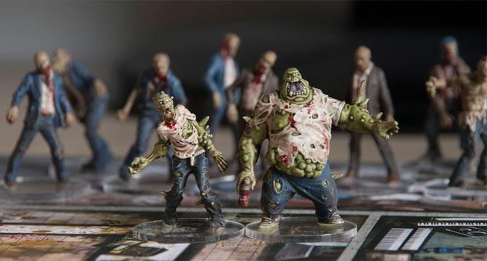 Mejores juegos de mesa de zombies 1