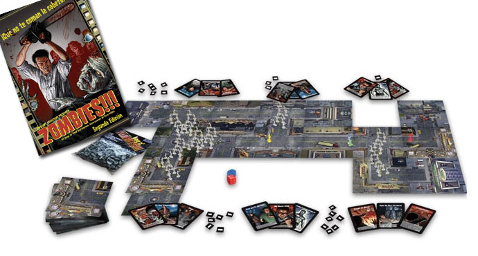 Mejores juegos de mesa de zombies 3